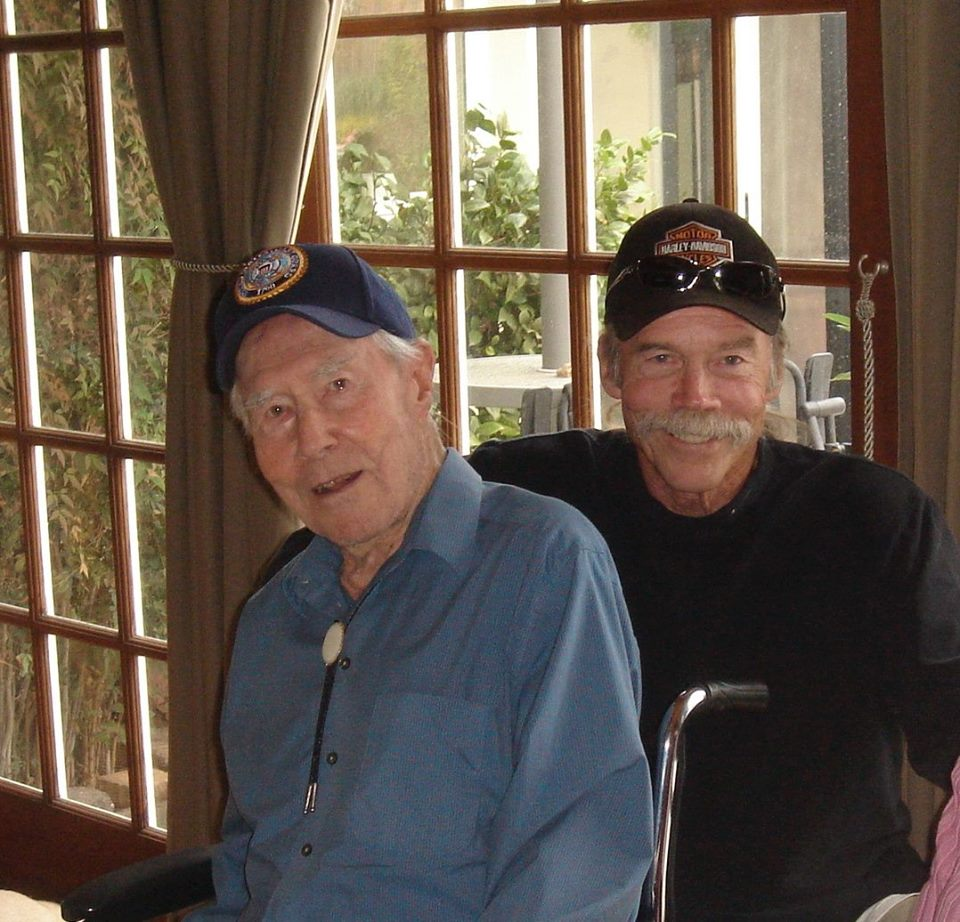 Jerry and Tom Grafton