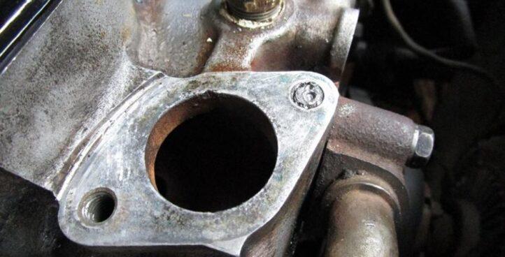 Broken Bolt Extraction